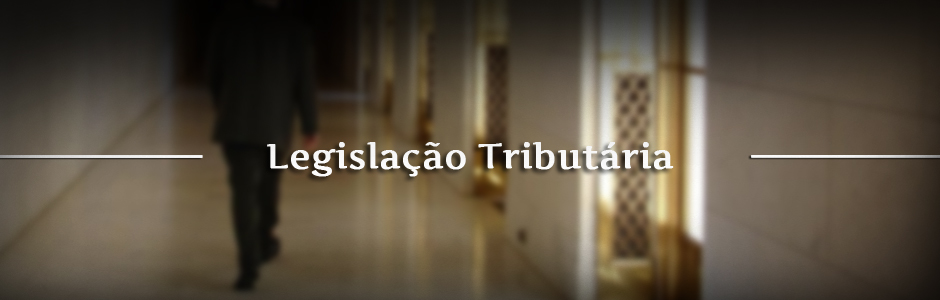 Legislacao Tributaria