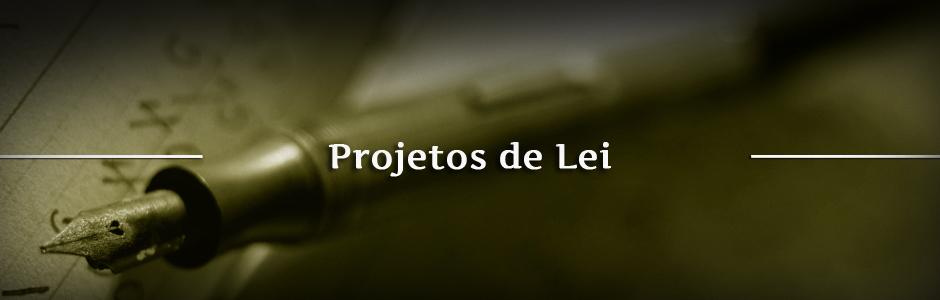 projetosLeis